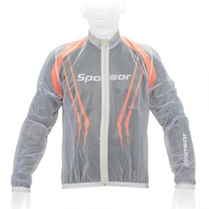 JACKET TRANSPARENT