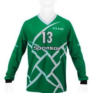 LS JERSEY SOCCER V-COLLAR GOALKEEPER MEN