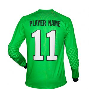 LS JERSEY SOCCER V-COLLAR GOALKEEPER WOMEN reinforced