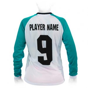 LS JERSEY SOCCER ROUND COLLAR GOALKEEPER WOMEN