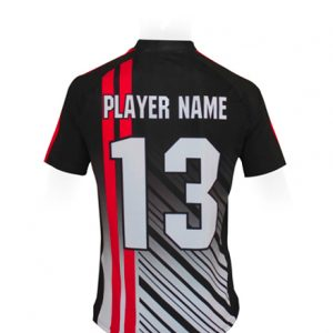 SS JERSEY SOCCER FIT ROUND COLLAR MEN