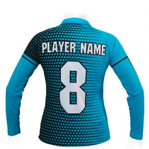 LS JERSEY SOCCER POLO COLLAR WOMEN
