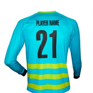 LS JERSEY SOCCER V-COLLAR GOALKEEPER KIDS