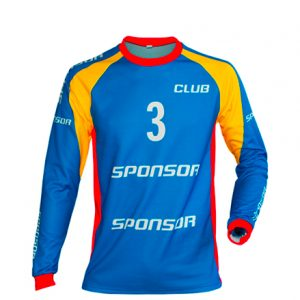LS JERSEY HANDBALL GOALKEEPER SIDE INSERTS MEN