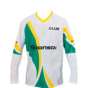 LS JERSEY HANDBALL KIDS V-COLLAR