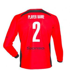 LS JERSEY HANDBALL GOALKEEPER SIDE INSERTS KIDS