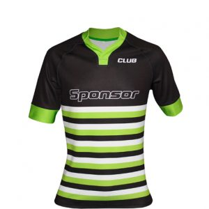SS JERSEY RUGBY CONTINENTAL KIDS