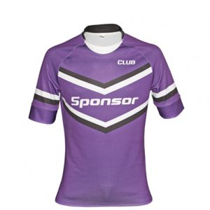 SS JERSEY RUGBY WARRIOR KIDS