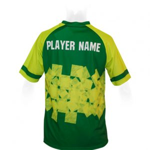 SS JERSEY TABLE TENNIS ROUND COLLAR MEN