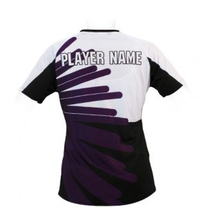 SS JERSEY TABLE TENNIS ROUND COLLAR WOMEN